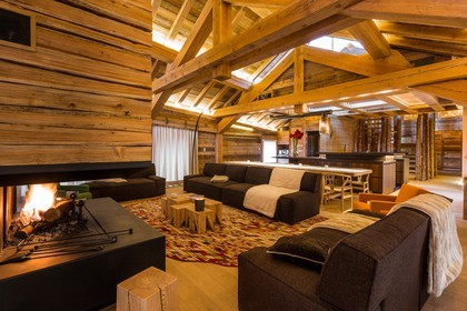 chalet montagnole phototh que photos reportages bertrand bodin photographe. Black Bedroom Furniture Sets. Home Design Ideas